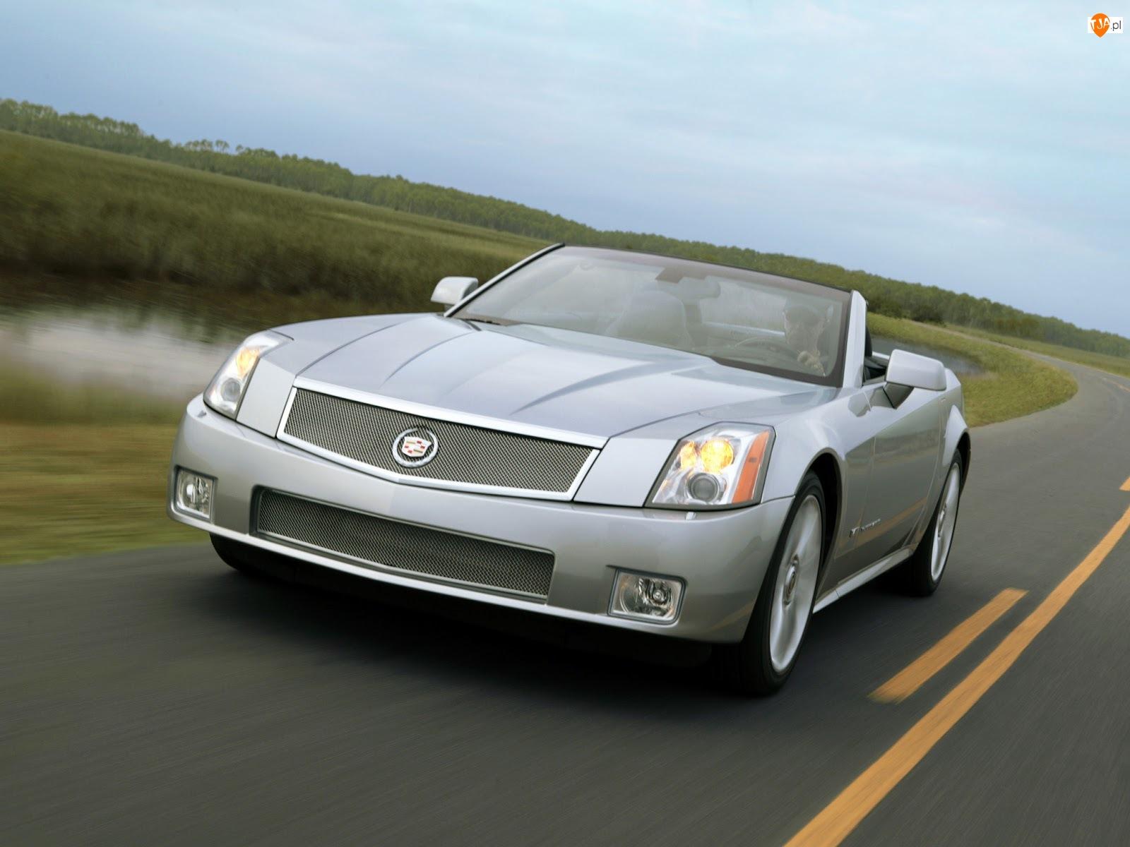 Droga, Cadillac XLR, Ulica