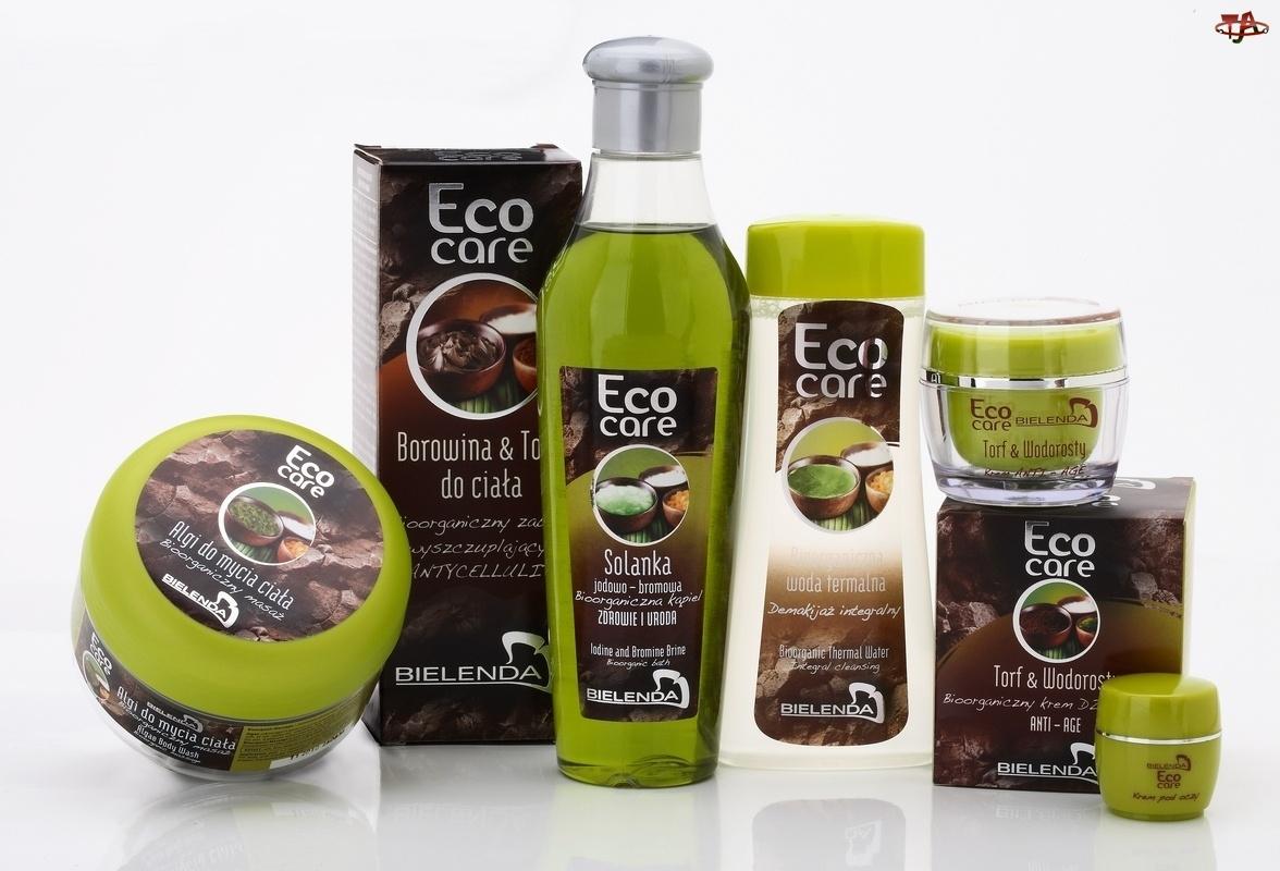 Kosmetyki, Care, Bielenda, Eco