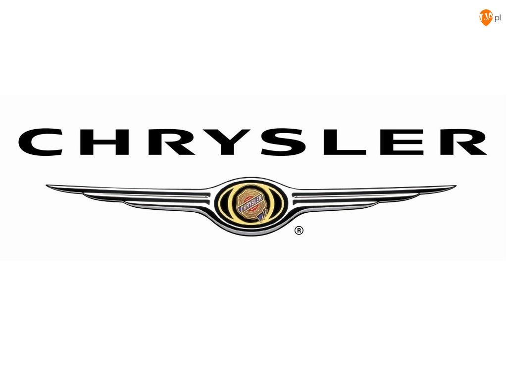 Firmowy, Chrysler, Znak
