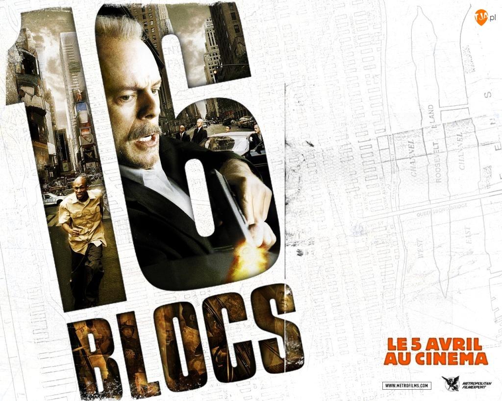 Bruce Willis, 16 Blocks, liczba