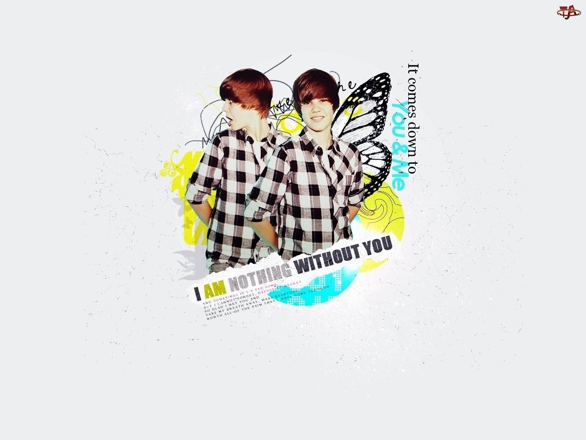 Justin Bieber, Koszula