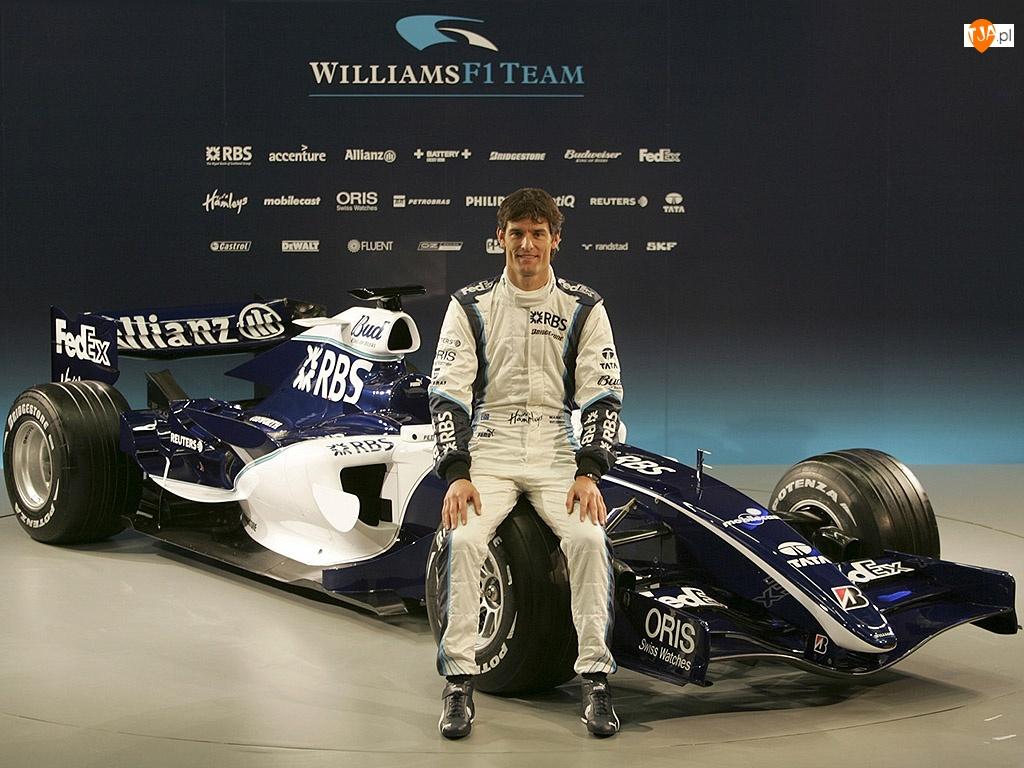 Formuła 1, Williams team, bolid, kierowca