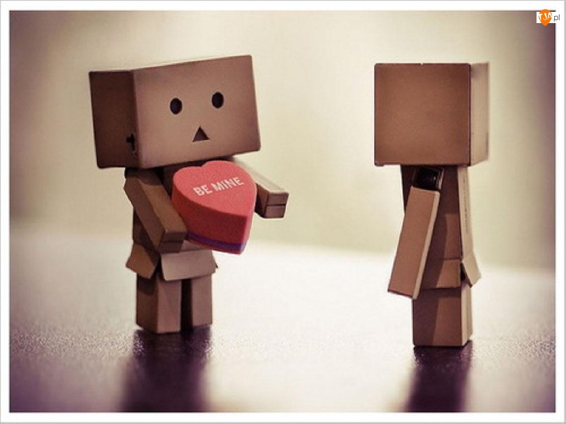 Danbo, Walentynka