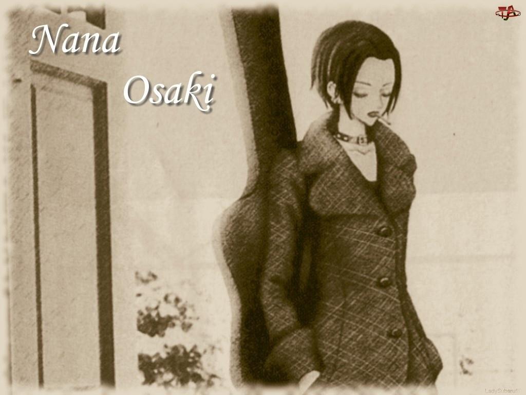 płaszcz, Nana, Nana Osaki