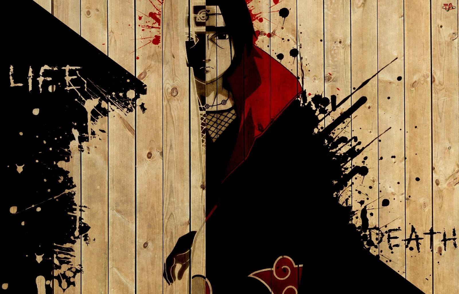 Płot, Naruto, Life Deth