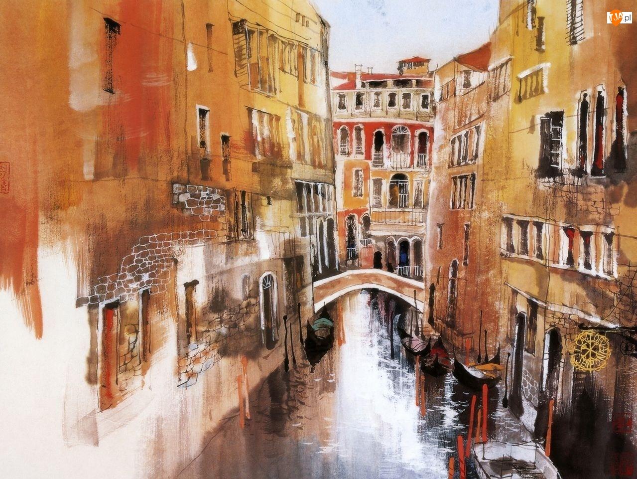 Rysunek, Wenecja