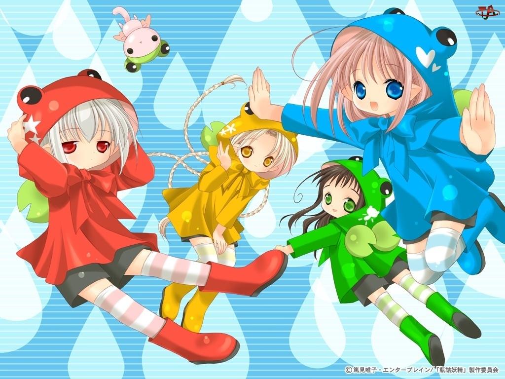 dzieci, Bottle Fairy, dziewczynki