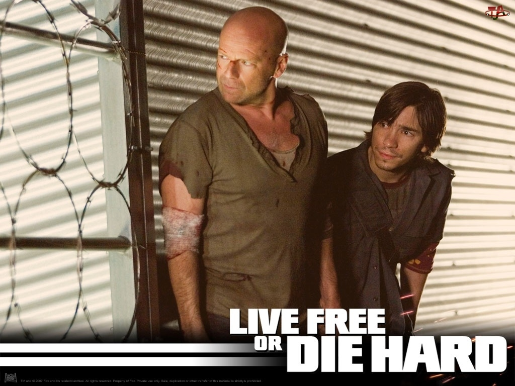 Bruce Willis, Live Free Or Die Hard, Justin Long