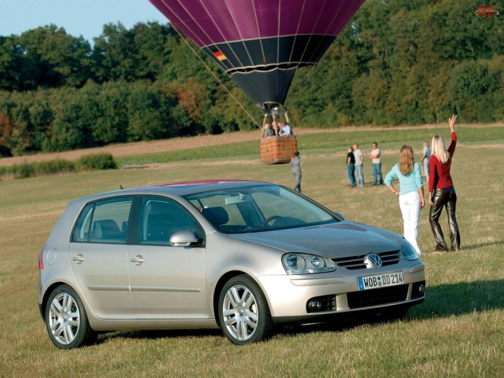 Balon, Golf 5, Białe Klosze