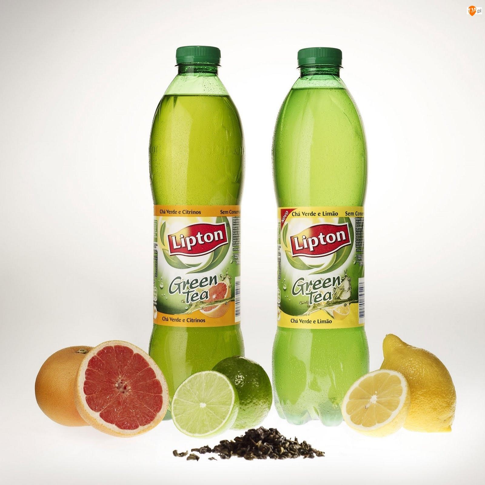Owoce, Lipton, Green