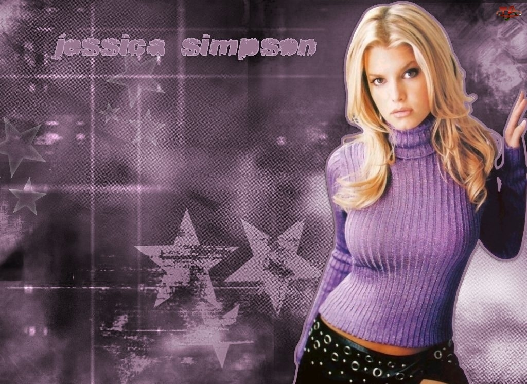 Jessica Simpson, Fioletowy, Pulower