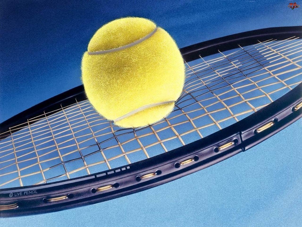 Piłeczka, Sport, Tennis