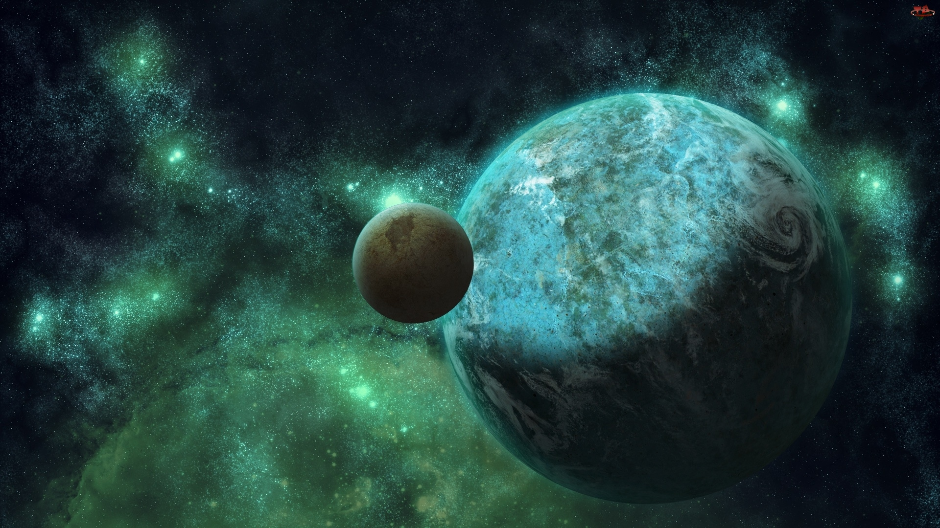 Gwiazdy, Kosmos, Planeta