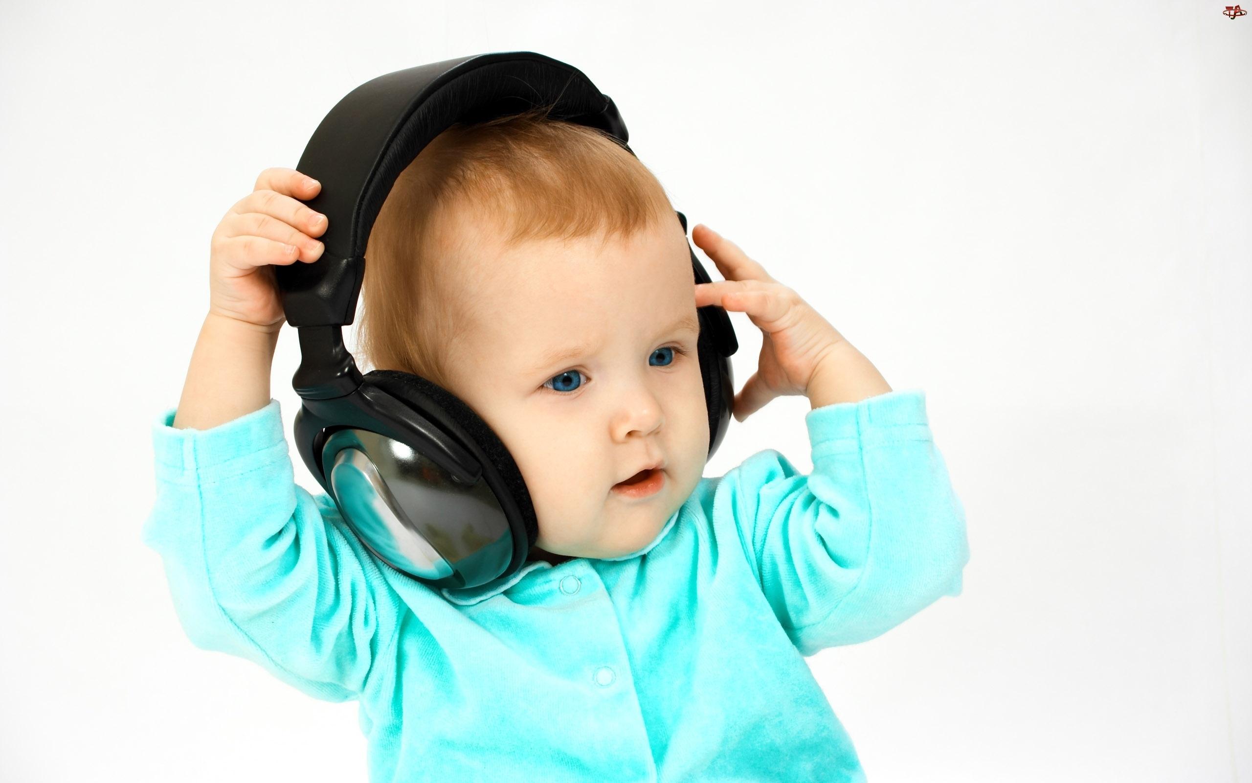 Dziecko, Słuchawki
