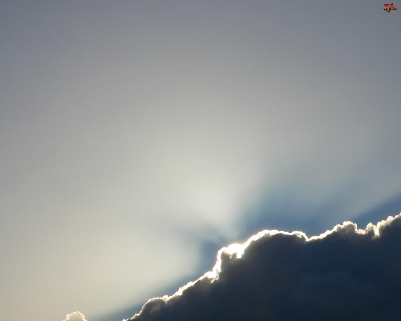 Chmura, Niebo, Ciemna