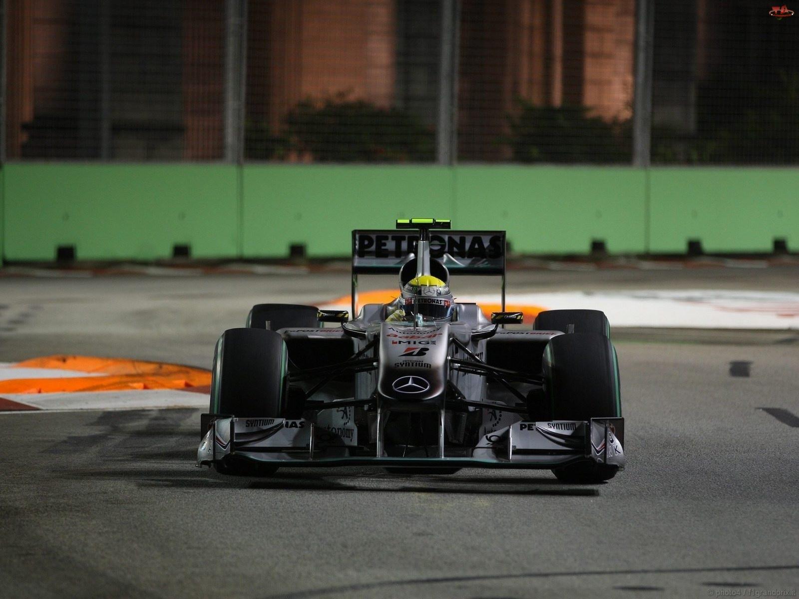 Mercedes, GP, Formuła