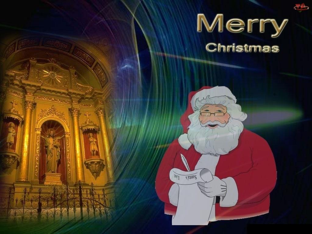 Boże Narodzenie, mikołaj