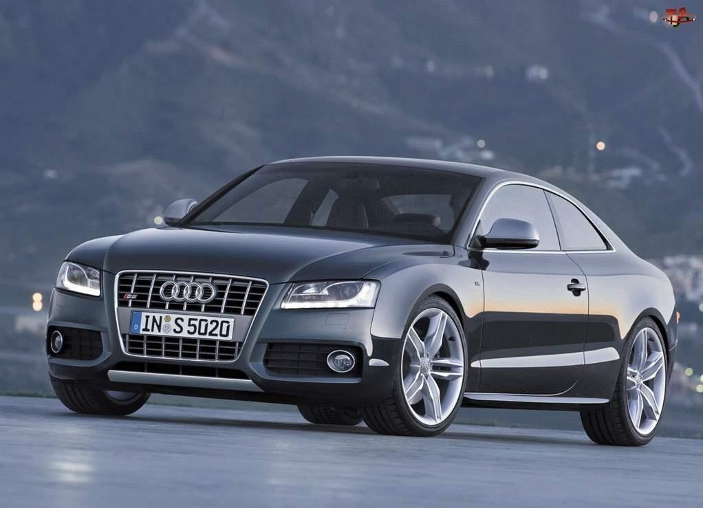 Audi A5, S-Line
