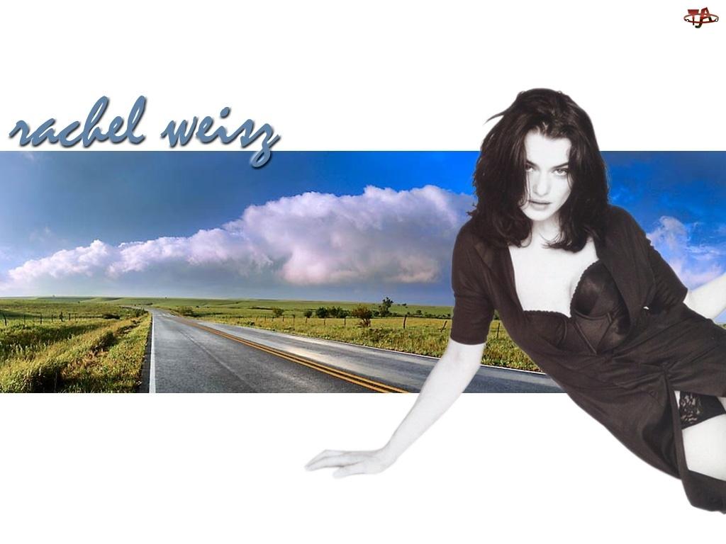 Rachel Weisz, Droga
