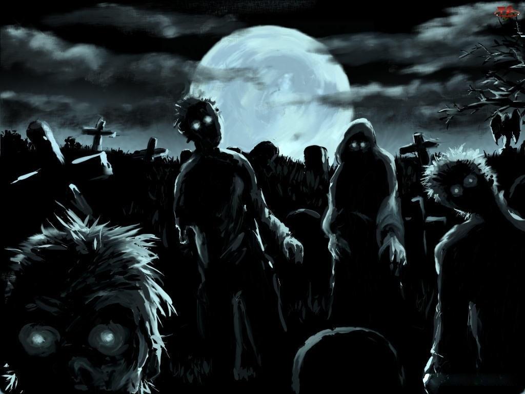 Zombie, Księżyc