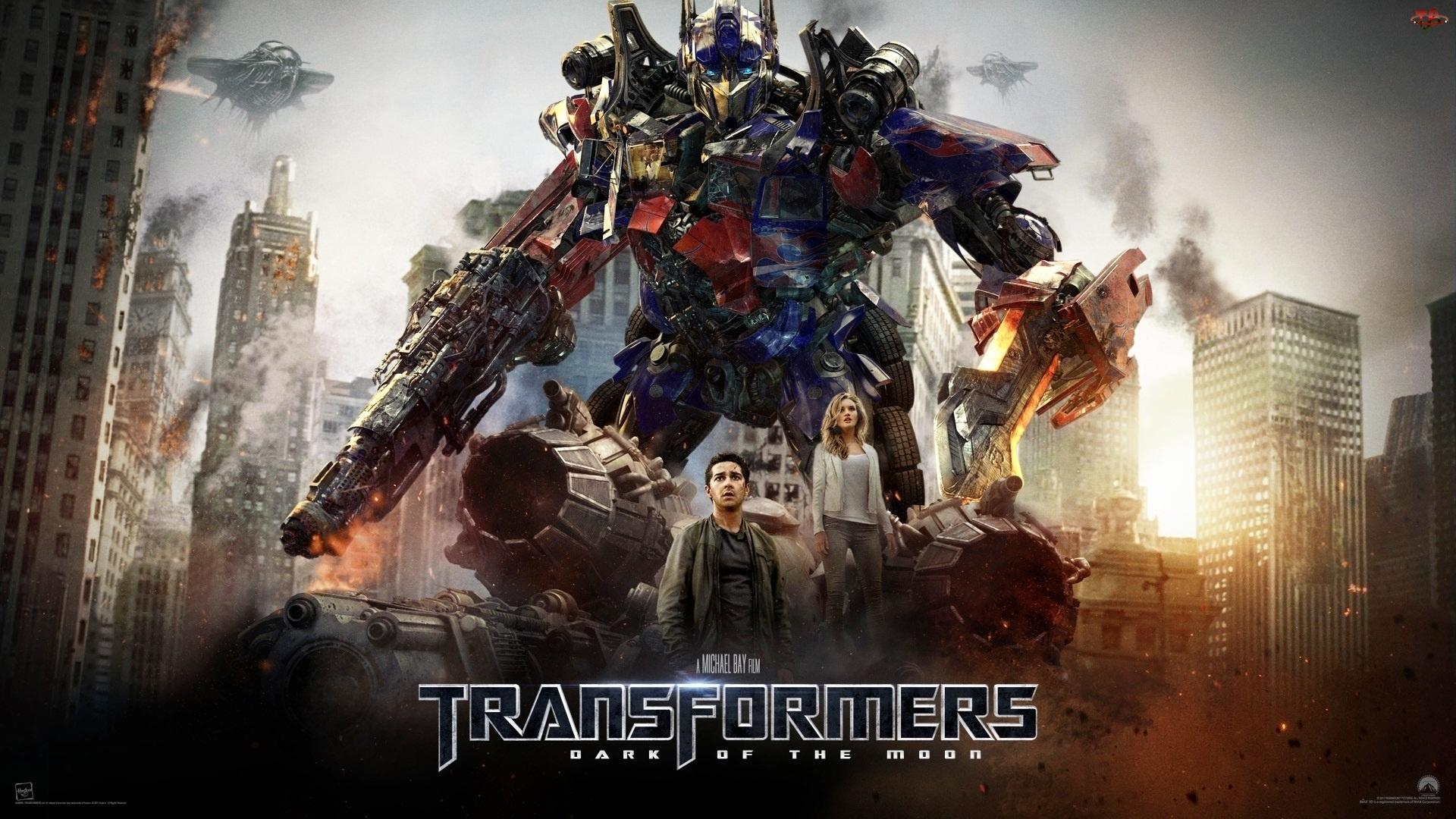 Transformers 3, Optimus Prime