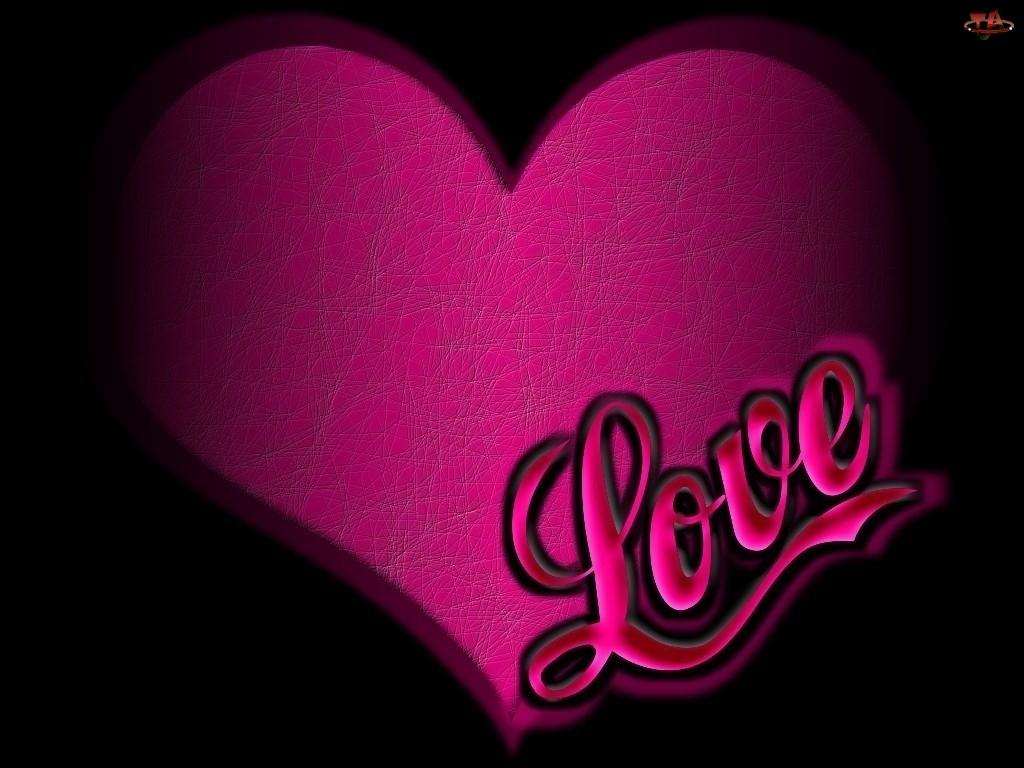love, Walentynki, serce