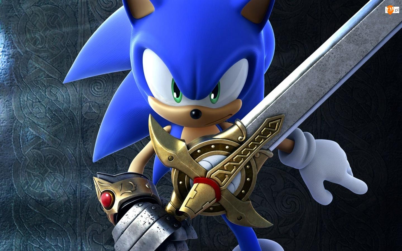 Miecz, Sonic