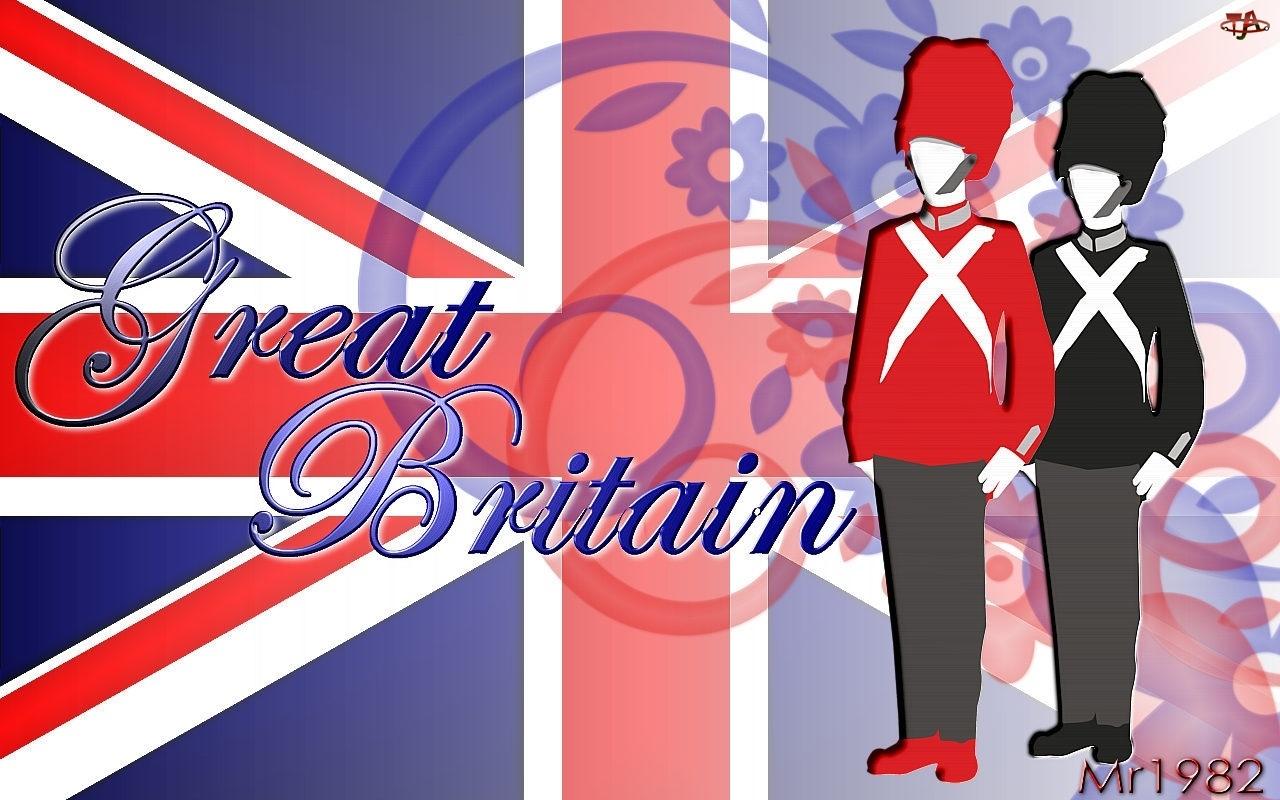 Wielka Brytania, Flaga
