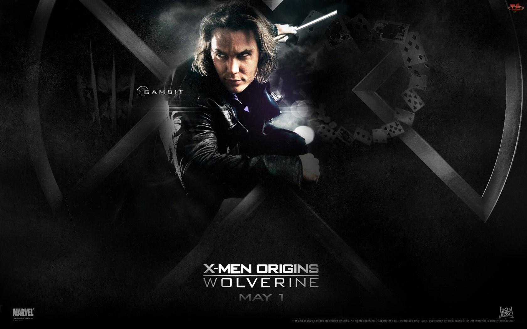 X-Men Wolverine Origins, Gambit