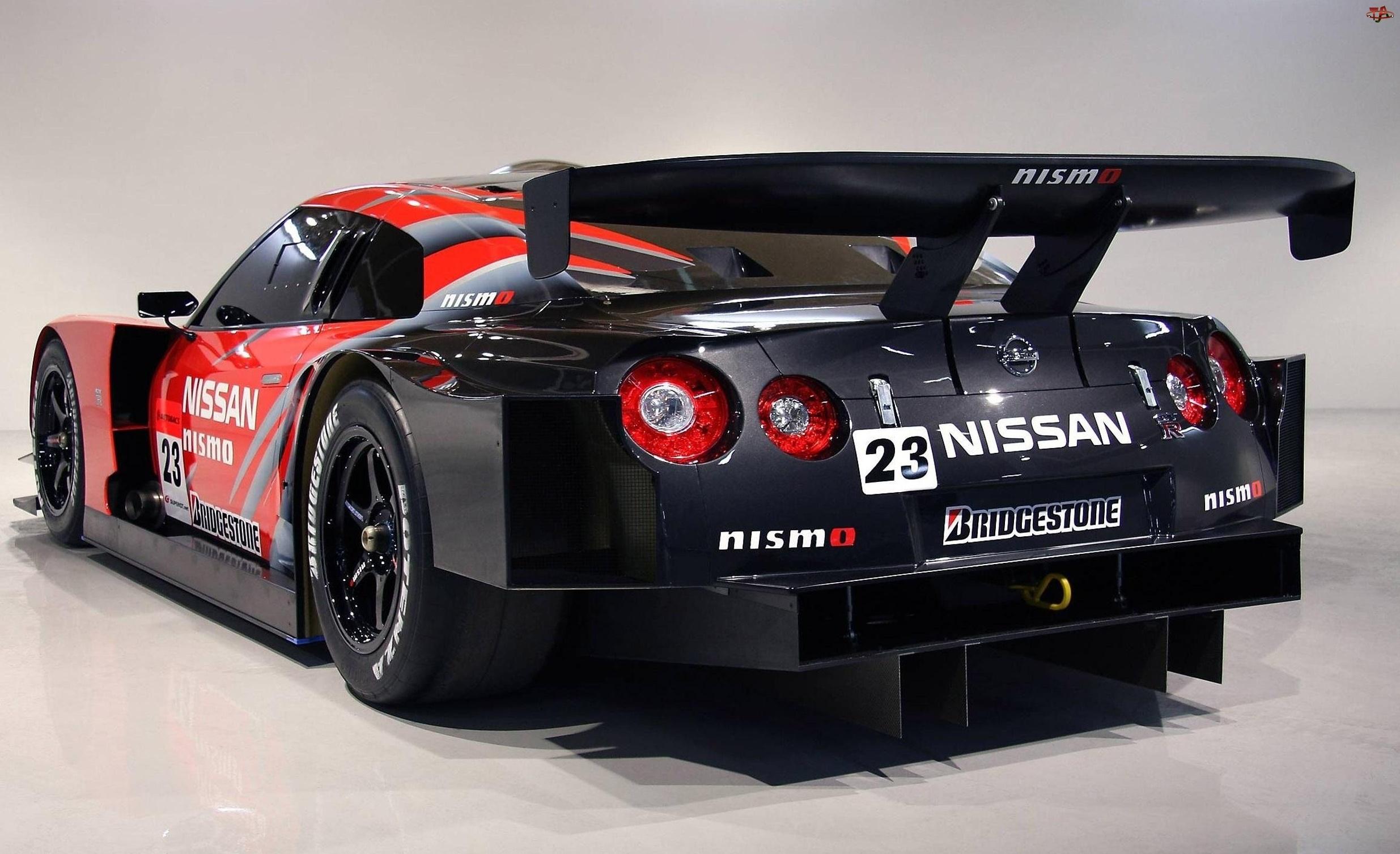 Nissan GTR, Torowy