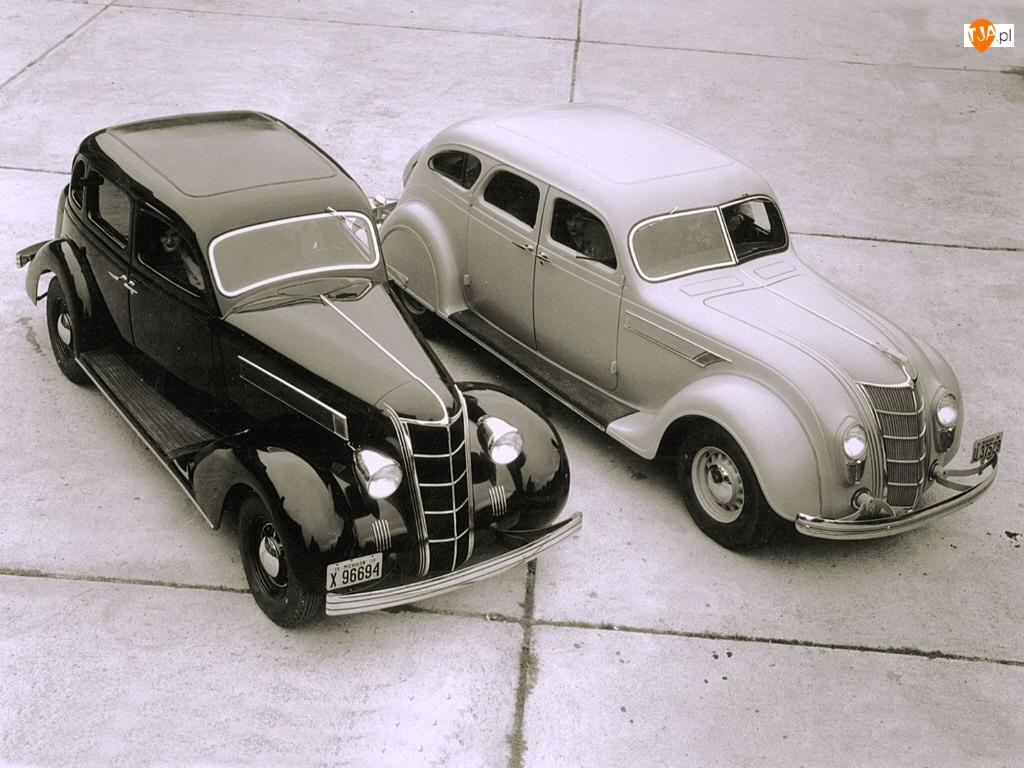Wersje, Chrysler Airflow, Dwie
