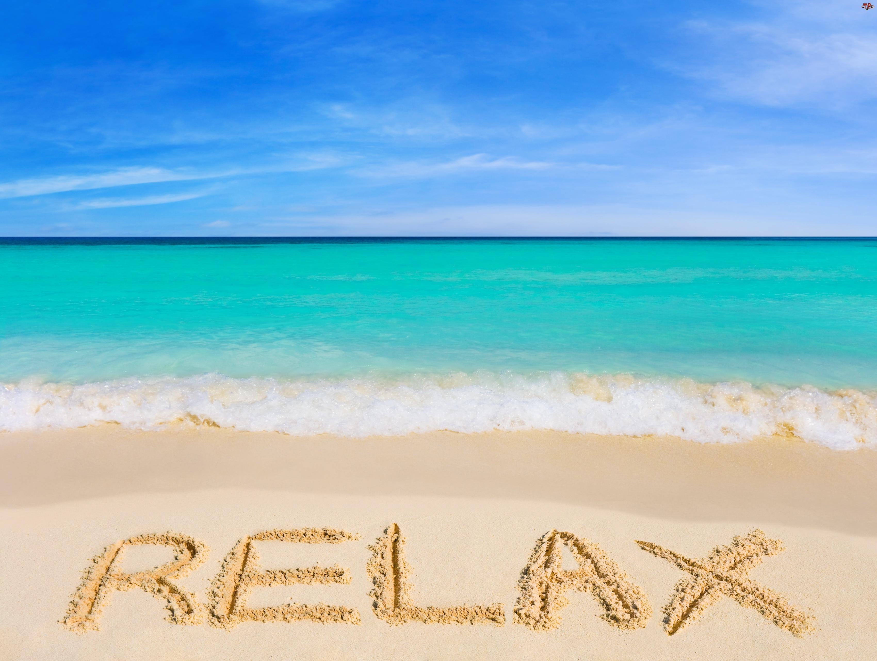 Wypoczynek, Morze, Plaża