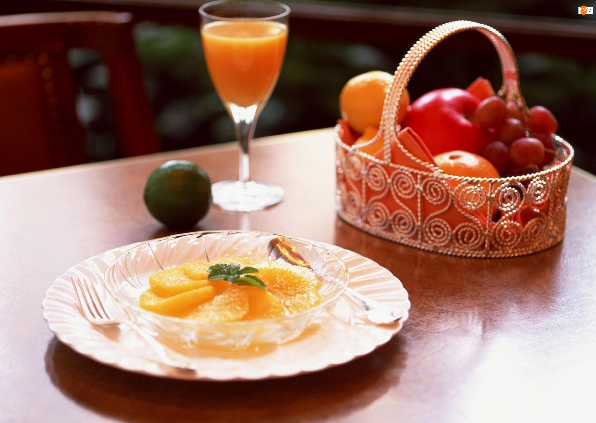 Owoce, Deser