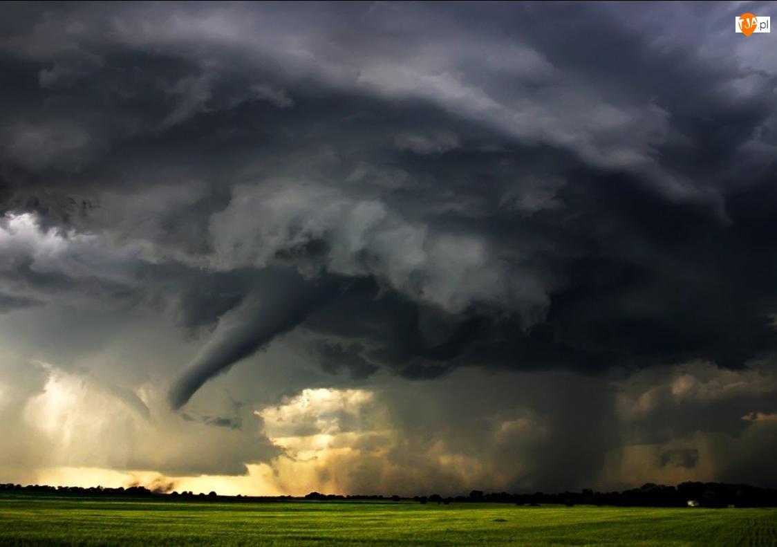 Tornado, Formujące, Się