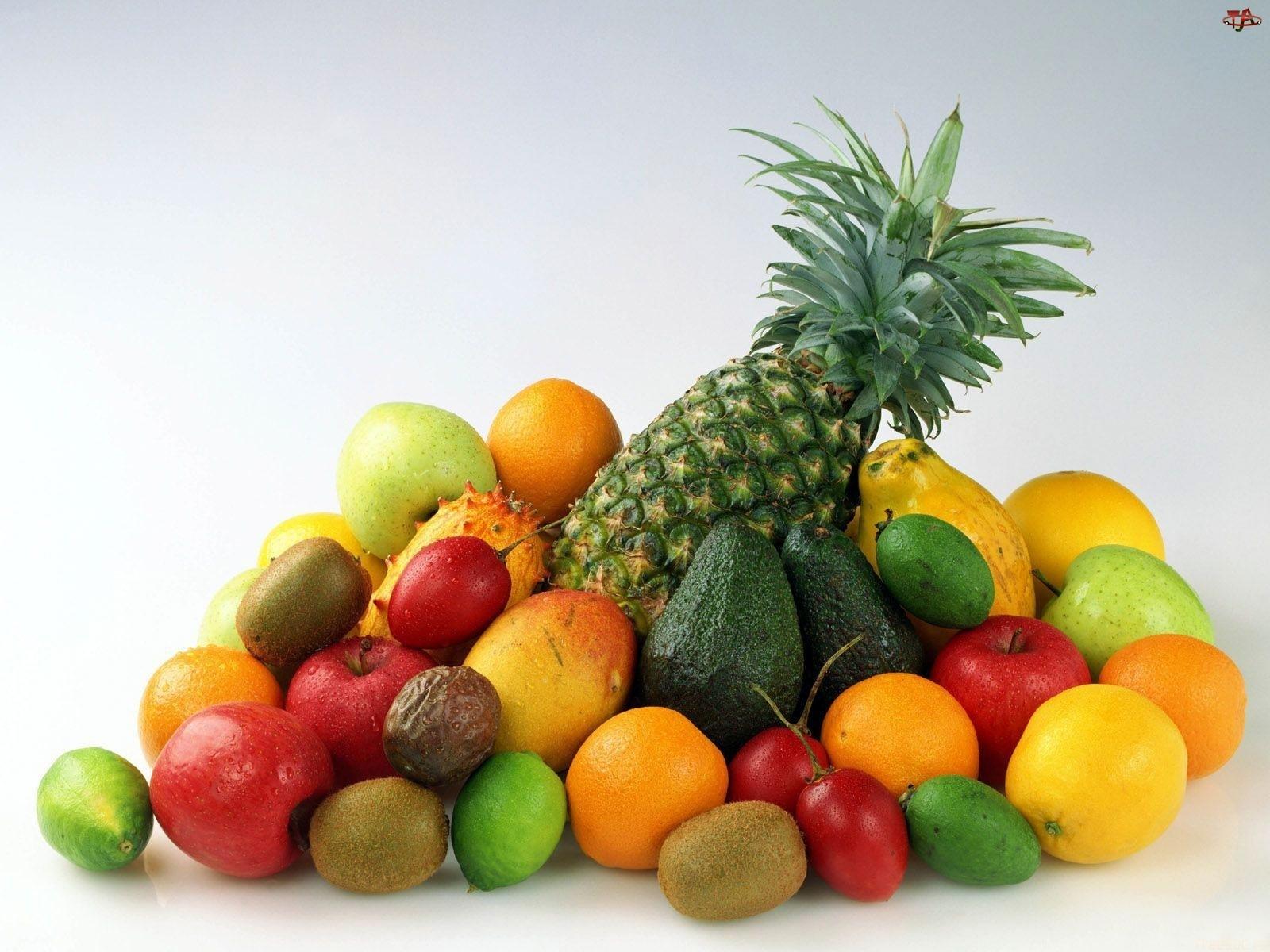 Owoce, Różne, Smaczne