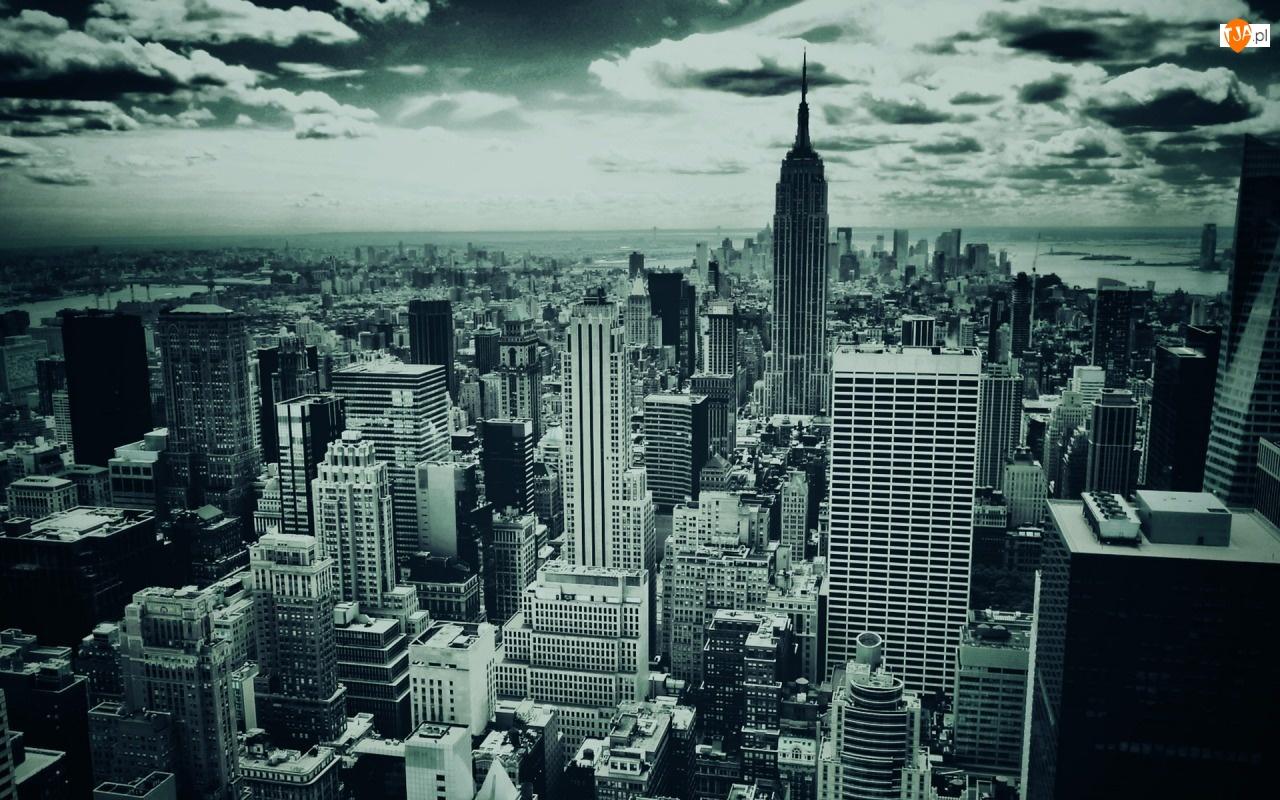 Miasto, Empire State Building, Nowy Jork