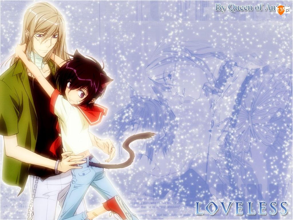 Loveless, Ritsuka, Furry, Soubi