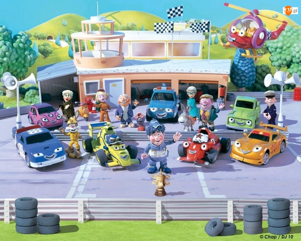 Zabawki, Samochodziki