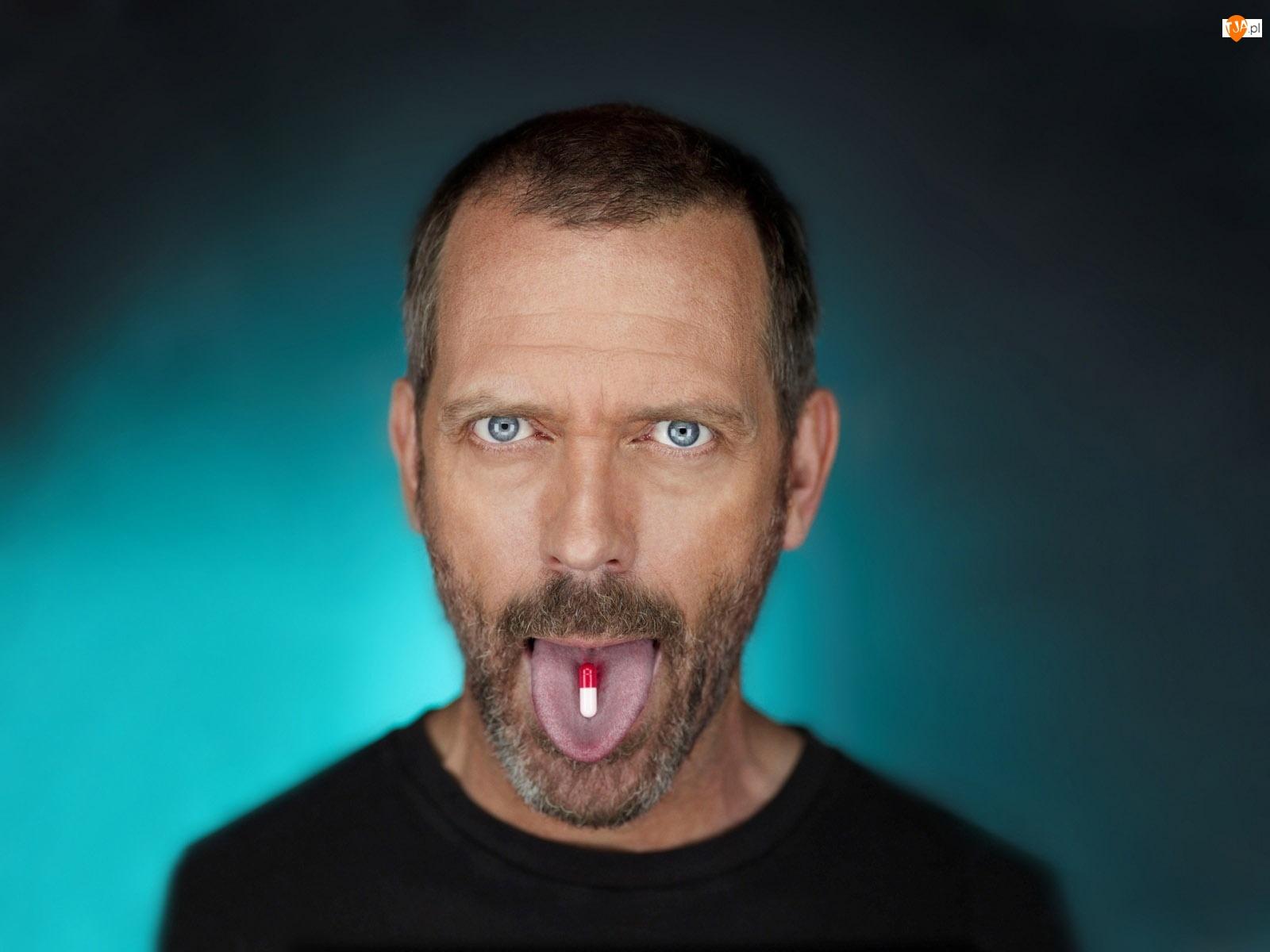 Hugh Laurie, Dr. House, Pigułka