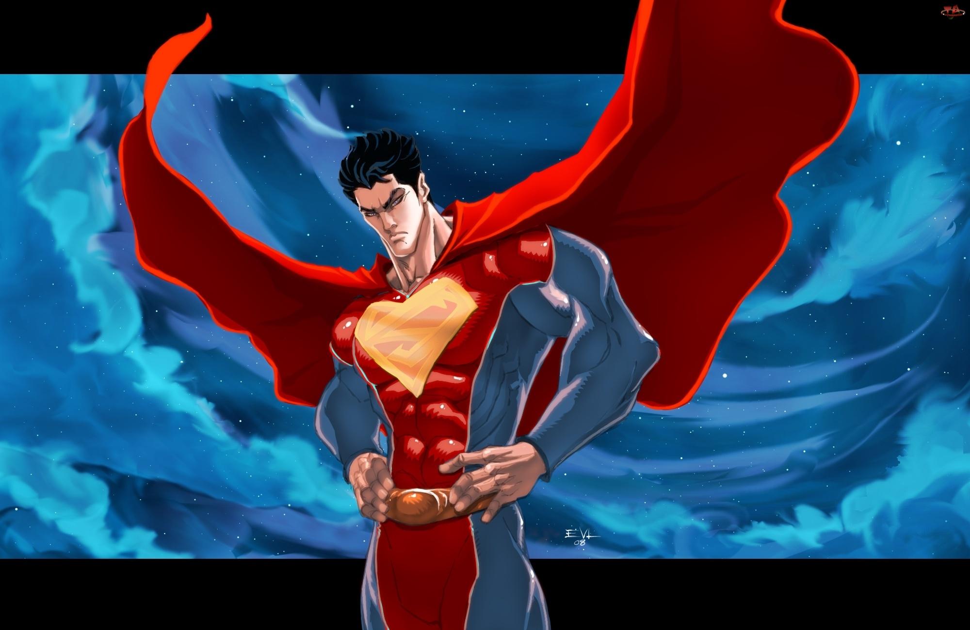 Znak, Superman, Peleryna