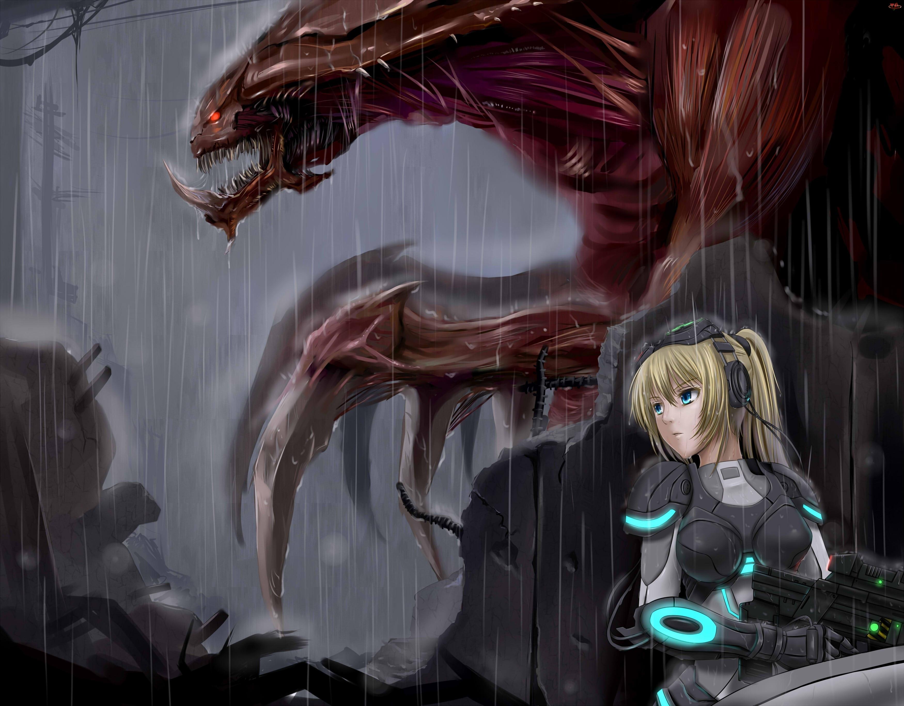 Kerrigan, Starcraft, Hydralisk