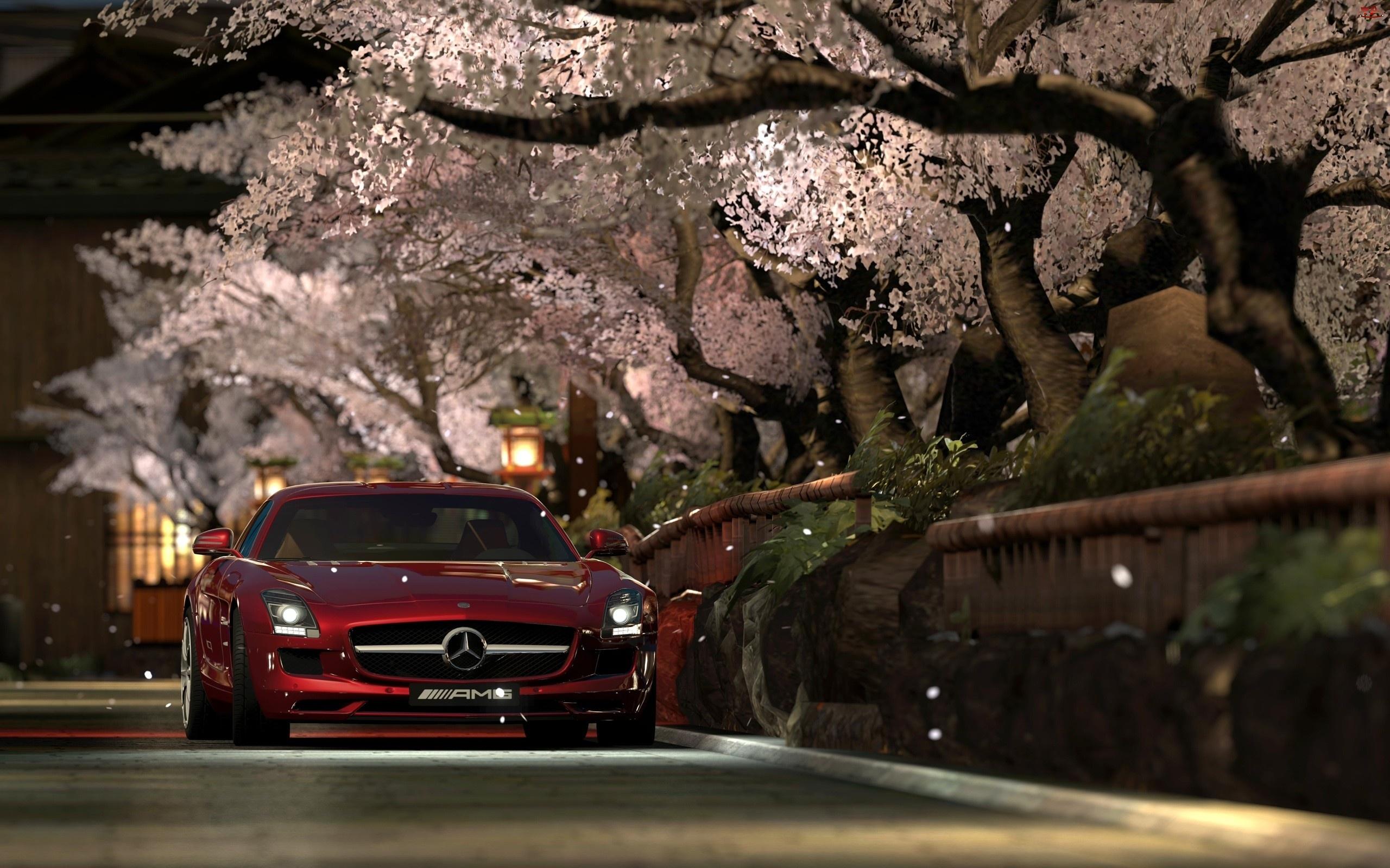 Mercedes SLR, AMG