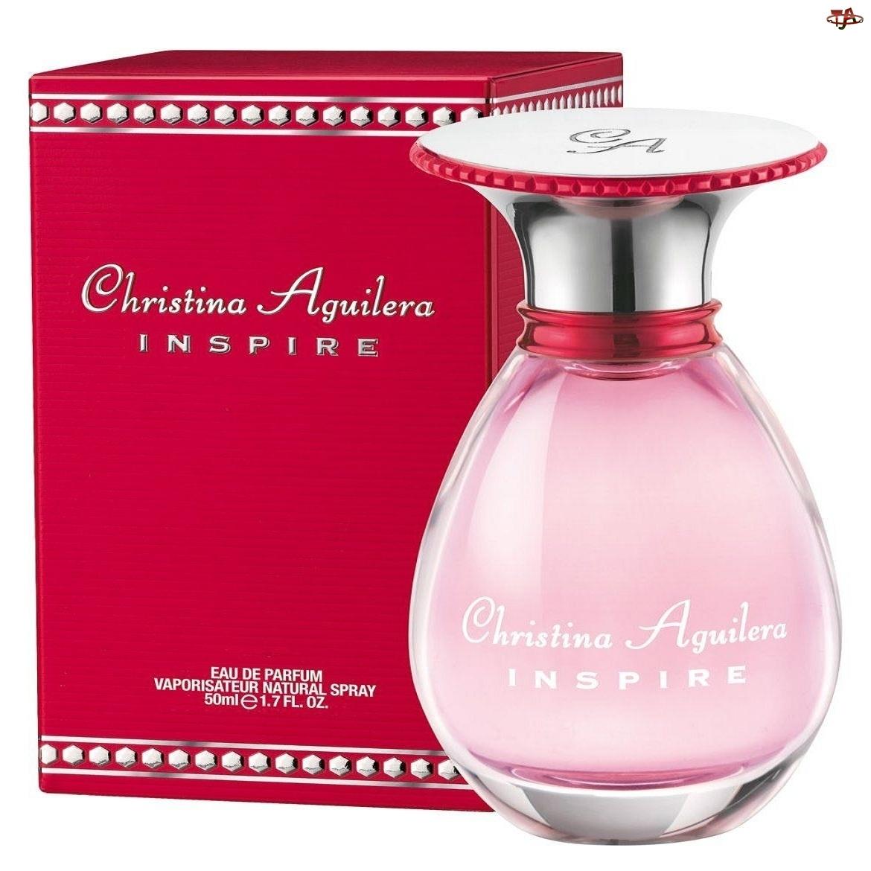 Christina Aguilera, Inspire, Flakon, Perfumy