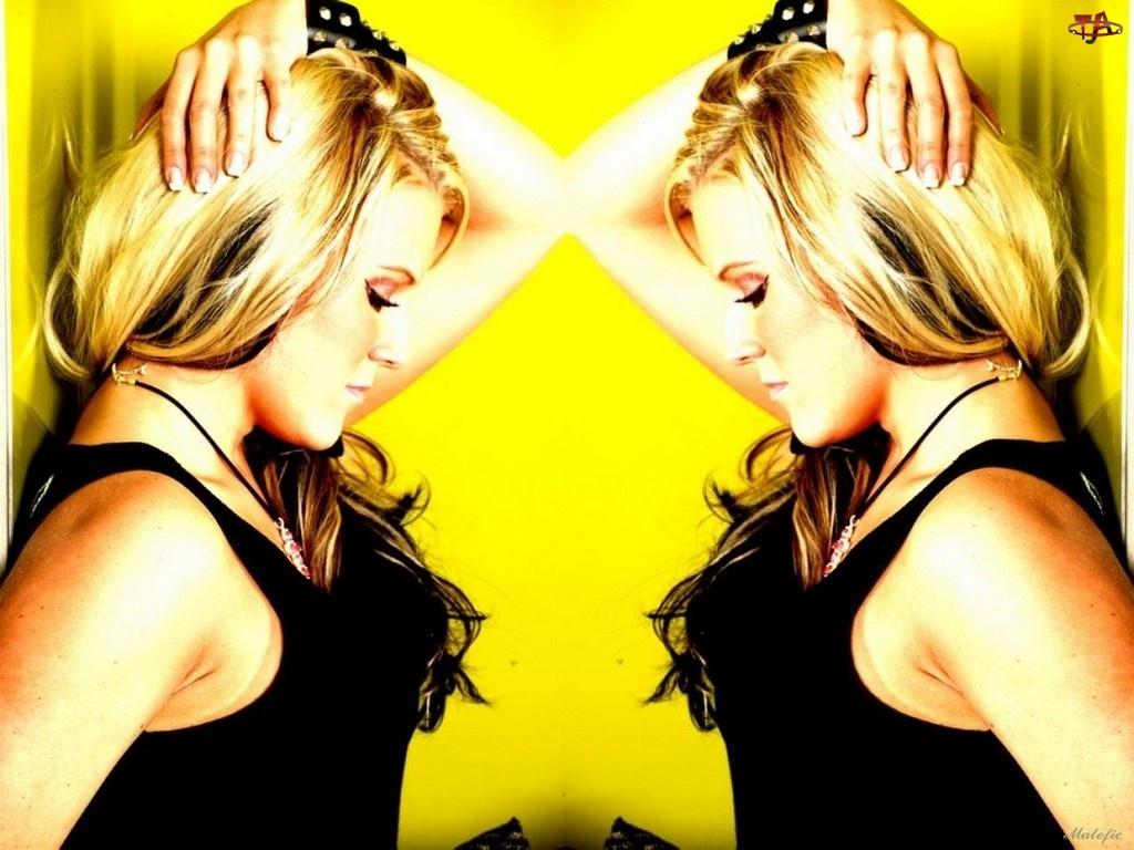 Cascada, włosy, Kobieta, wokalistka