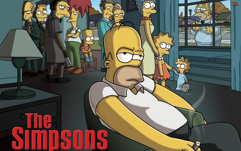 Homer, The Simpsons, Simpsonowie