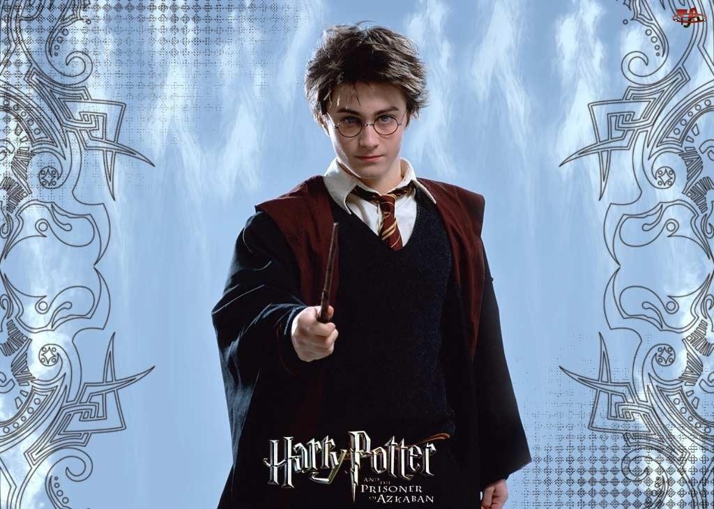 Daniel Radcliffe, Harry Potter, Czarodziej