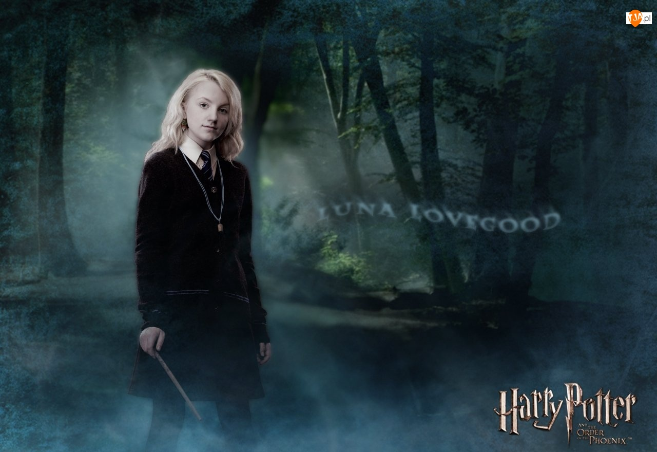 Las, Harry Potter, Luna Lovegood