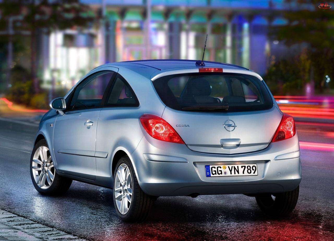 Nowy, Opel Corsa