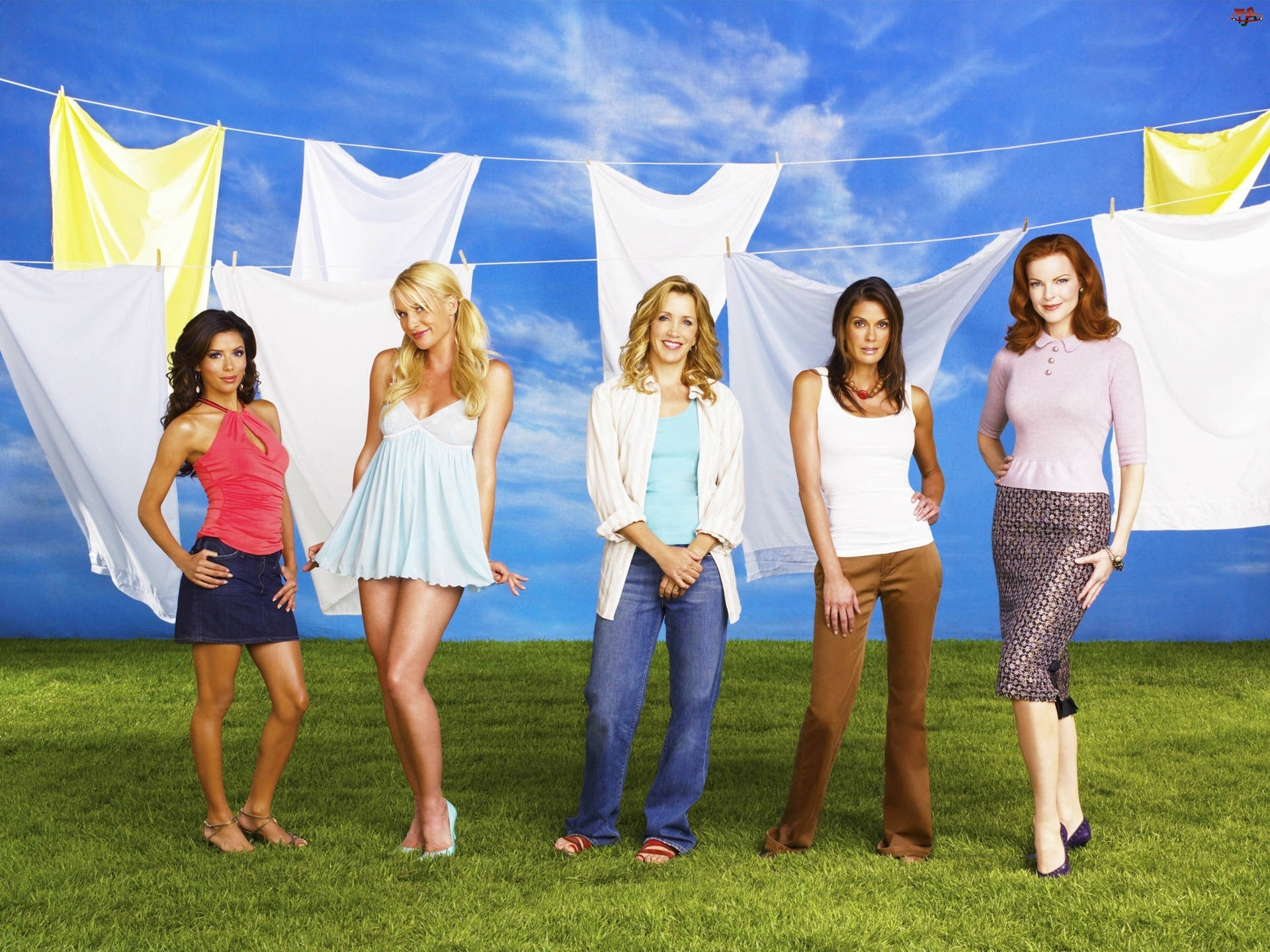 Desperate Housewives, Aktorki, Serial, Gotowe na wszystko