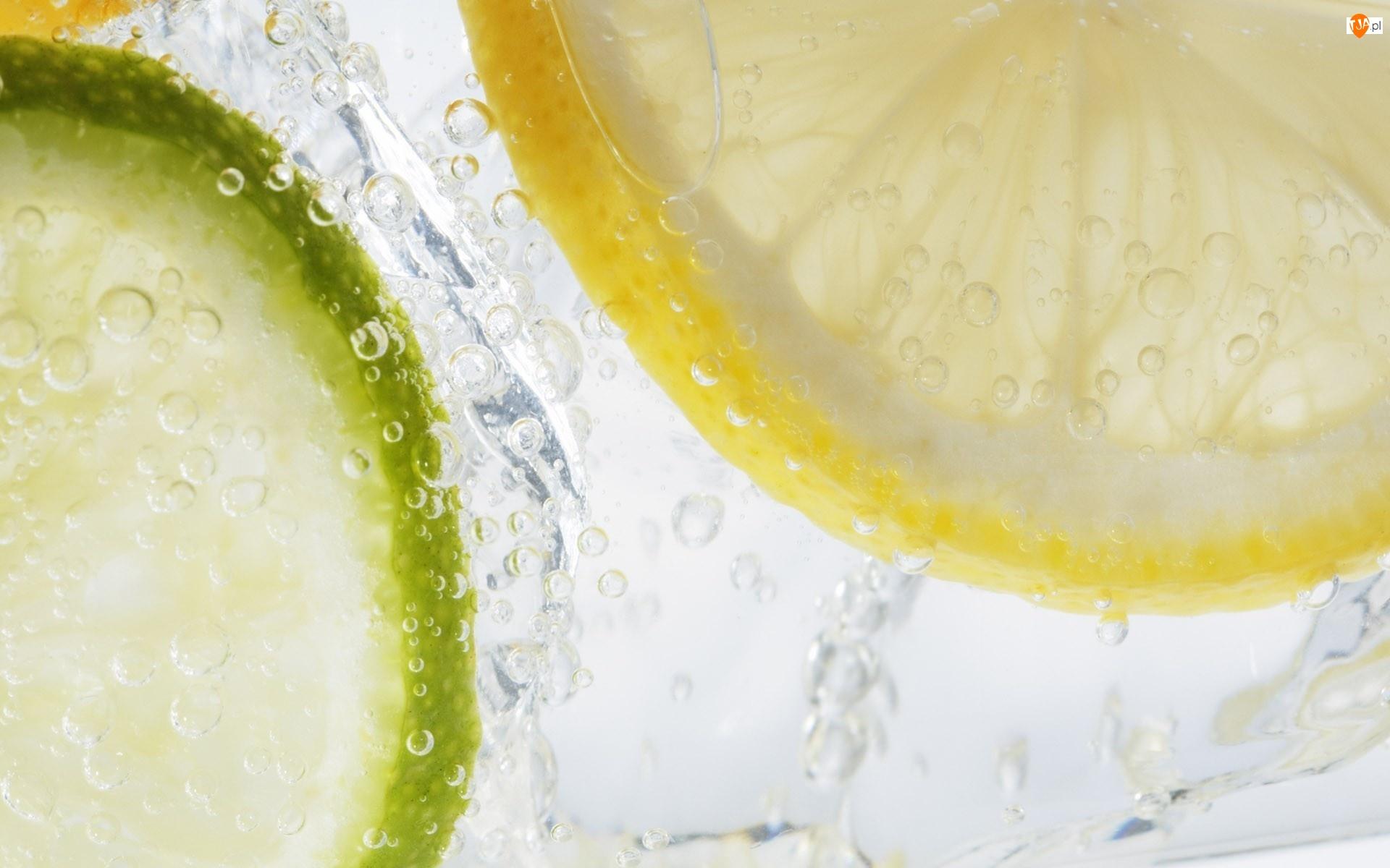 Limonki, Plasterki, Cytryny